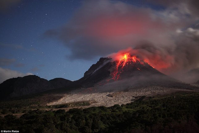 55 de poze cu un fenomen fascinant: eruptia vulcanica - Poza 32