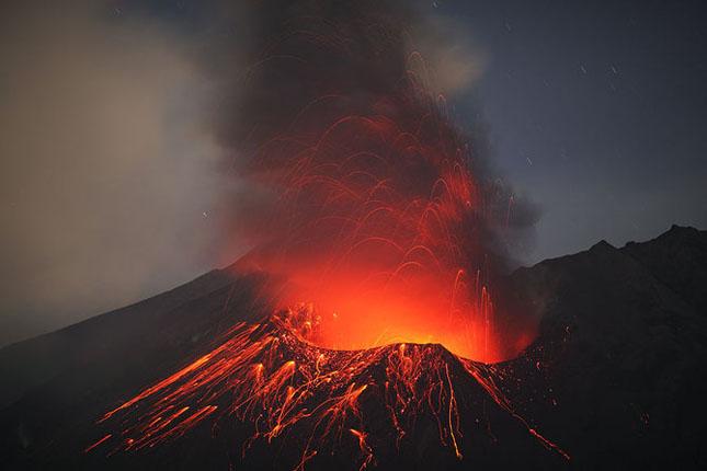 55 de poze cu un fenomen fascinant: eruptia vulcanica - Poza 36