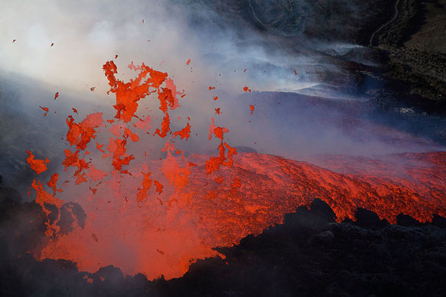 55 de poze cu un fenomen fascinant: eruptia vulcanica - Poza 39