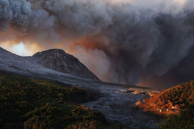 55 de poze cu un fenomen fascinant: eruptia vulcanica - Poza 40