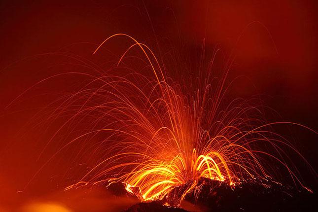 55 de poze cu un fenomen fascinant: eruptia vulcanica - Poza 42