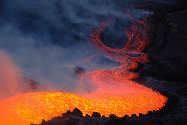 55 de poze cu un fenomen fascinant: eruptia vulcanica - Poza 44