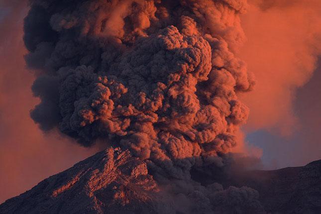 55 de poze cu un fenomen fascinant: eruptia vulcanica - Poza 45