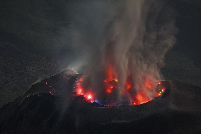 55 de poze cu un fenomen fascinant: eruptia vulcanica - Poza 50