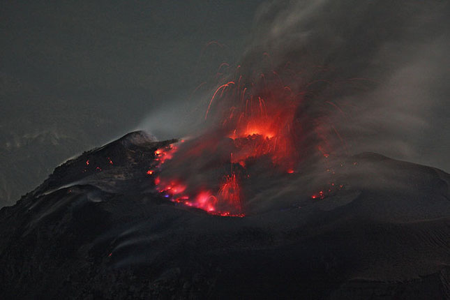 55 de poze cu un fenomen fascinant: eruptia vulcanica - Poza 51