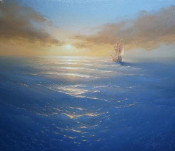 35 de picturi: Marea si corabiile - Poza 26