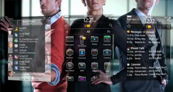 Viitorul BlackBerry 6 - Poza 1