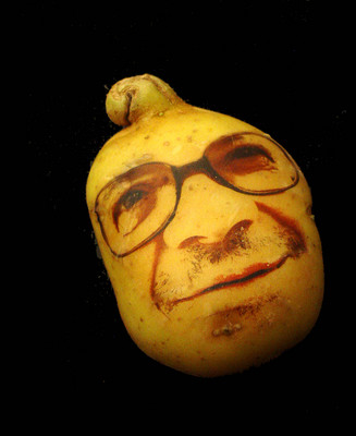 Sculptura in... cartofi! - Poza 27