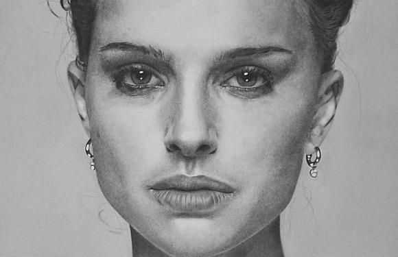 Celebritati: 40 de portrete excelente in creion - Poza 28