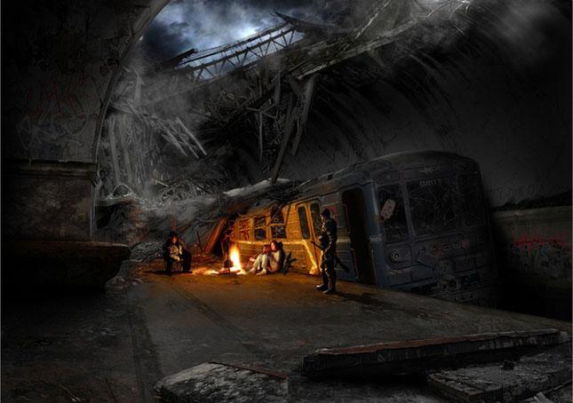 Vladimir Manyuhina - Daca exista apocalipsa - Poza 1