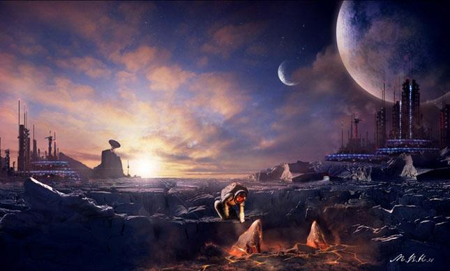 Vladimir Manyuhina - Daca exista apocalipsa - Poza 4