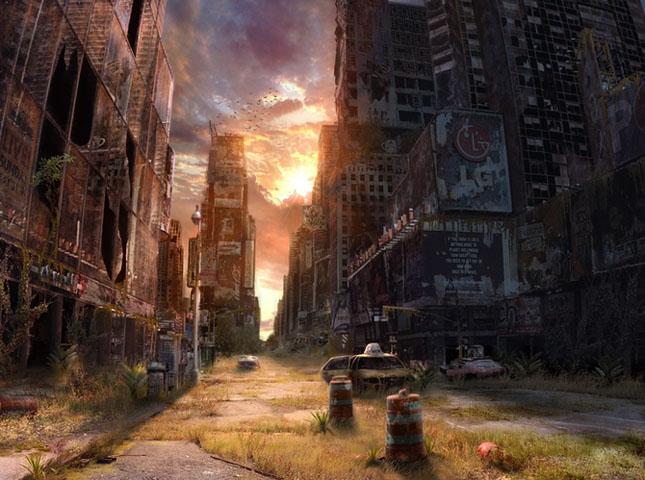 Vladimir Manyuhina - Daca exista apocalipsa - Poza 11