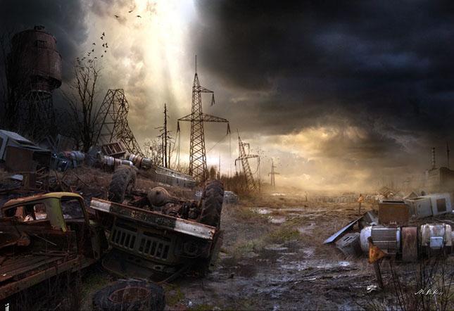 Vladimir Manyuhina - Daca exista apocalipsa - Poza 16