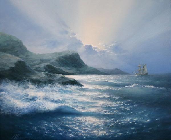 35 de picturi: Marea si corabiile - Poza 27
