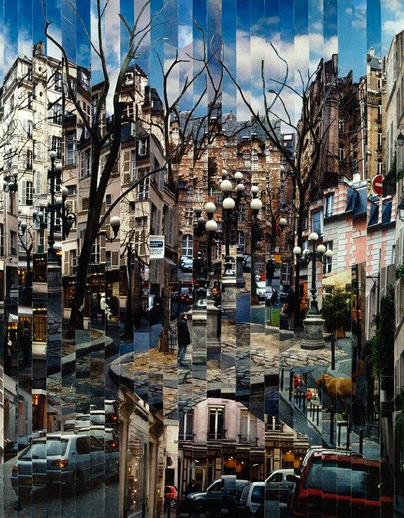Colaje impresionante de Serge Mendjisky - Poza 18