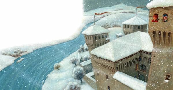 Super ilustratii: Paolo Domeniconi - Poza 3