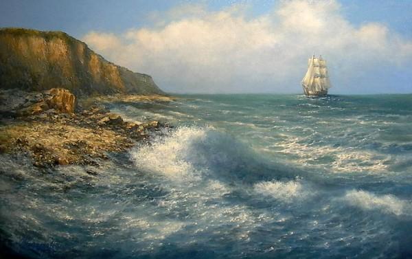 35 de picturi: Marea si corabiile - Poza 28