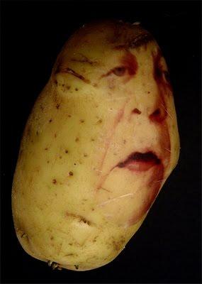 Sculptura in... cartofi! - Poza 29