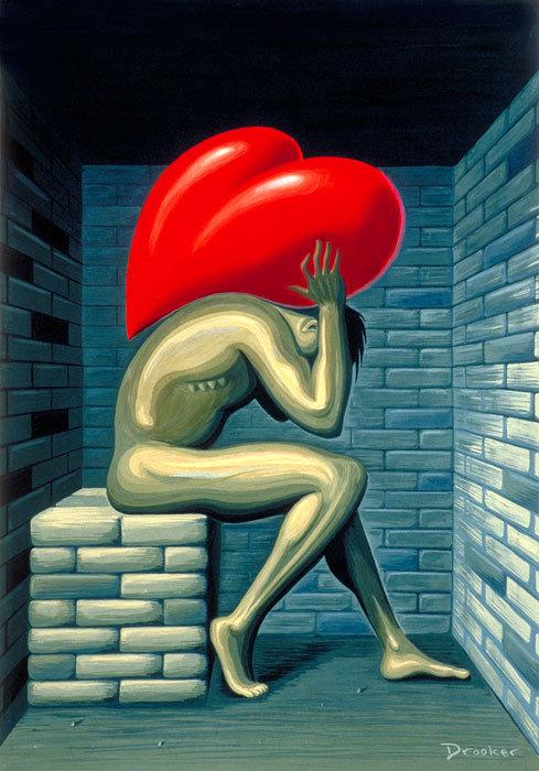 Viziunea asupra artei a lui Eric Drooker - Poza 7