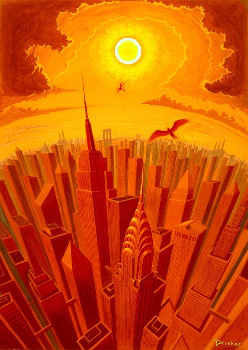 Viziunea asupra artei a lui Eric Drooker - Poza 9
