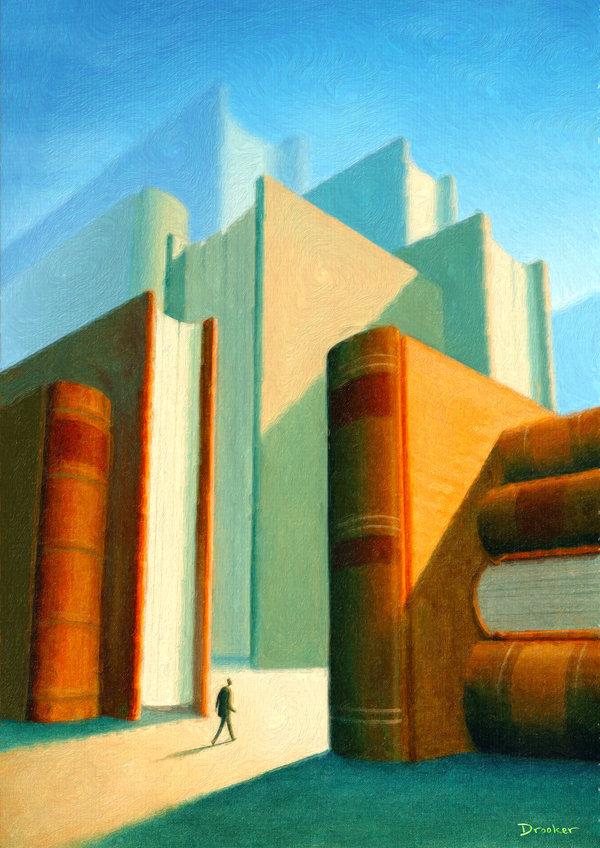 Viziunea asupra artei a lui Eric Drooker - Poza 29