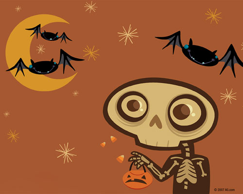 Buhuhu: 22 de wallpapere de Halloween
