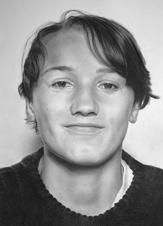 15 portrete in creion - Poza 15