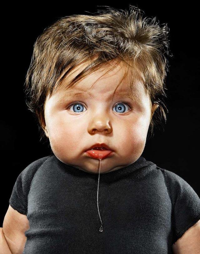 Poze cu bebei si copii - Poza 7