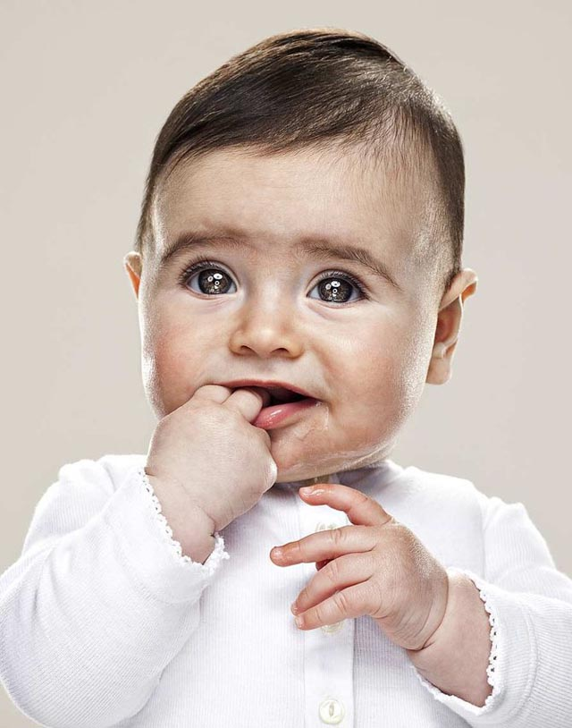 Poze cu bebei si copii - Poza 9