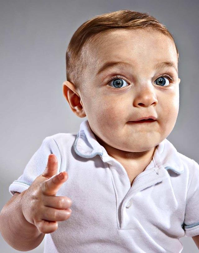 Poze cu bebei si copii - Poza 12