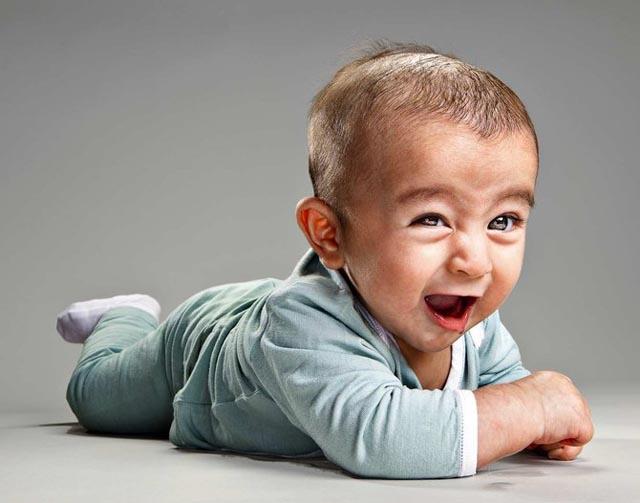Poze cu bebei si copii - Poza 16