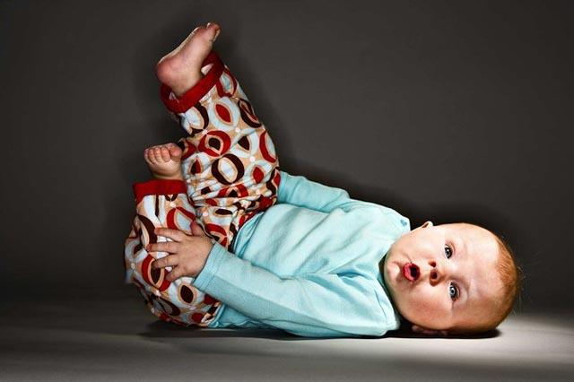 Poze cu bebei si copii - Poza 21