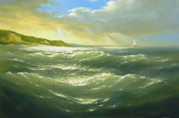 35 de picturi: Marea si corabiile - Poza 30