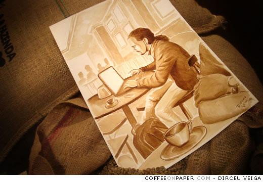 Coffee Art: Dirceu Veiga - Poza 2