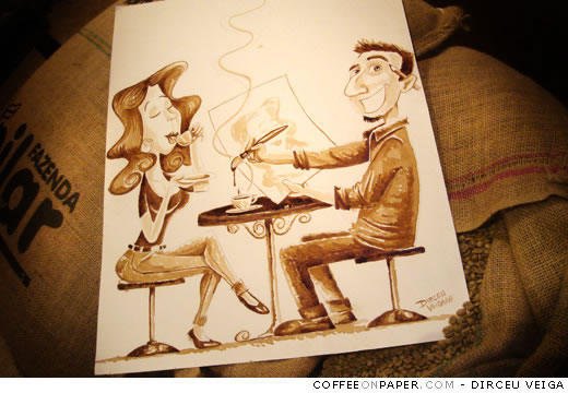 Coffee Art: Dirceu Veiga - Poza 3