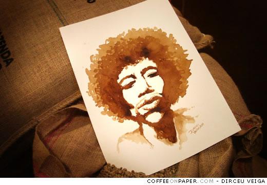 Coffee Art: Dirceu Veiga - Poza 5