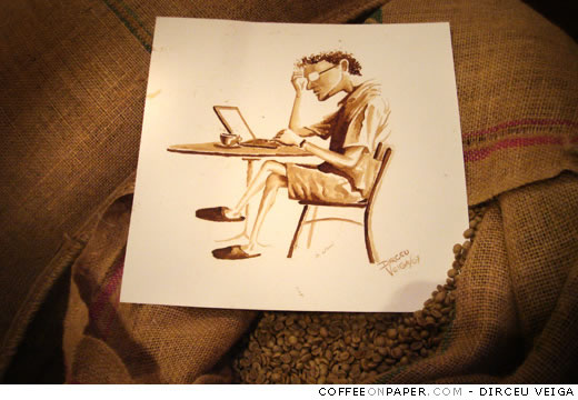 Coffee Art: Dirceu Veiga - Poza 6