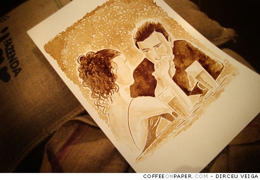 Coffee Art: Dirceu Veiga - Poza 7