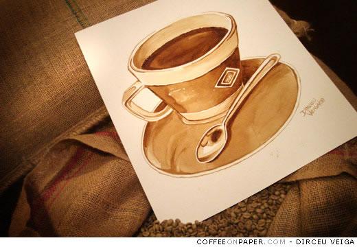 Coffee Art: Dirceu Veiga - Poza 8