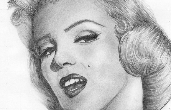 Celebritati: 40 de portrete excelente in creion - Poza 33