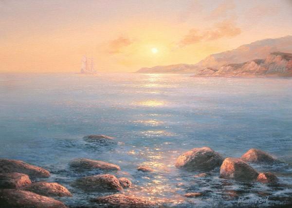 35 de picturi: Marea si corabiile - Poza 32