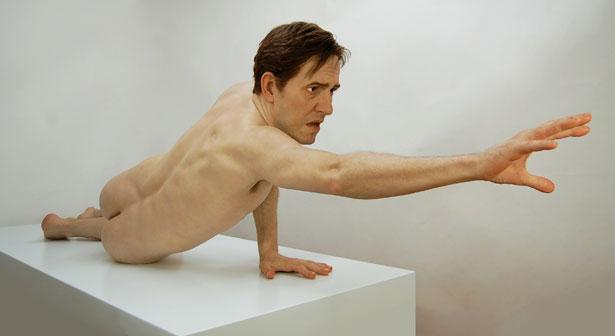 Sculpturi incredibile. Par oameni reali!
