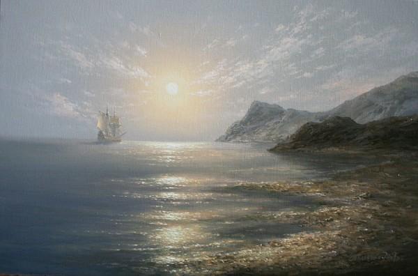 35 de picturi: Marea si corabiile - Poza 33