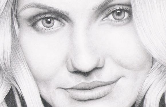 Celebritati: 40 de portrete excelente in creion - Poza 36