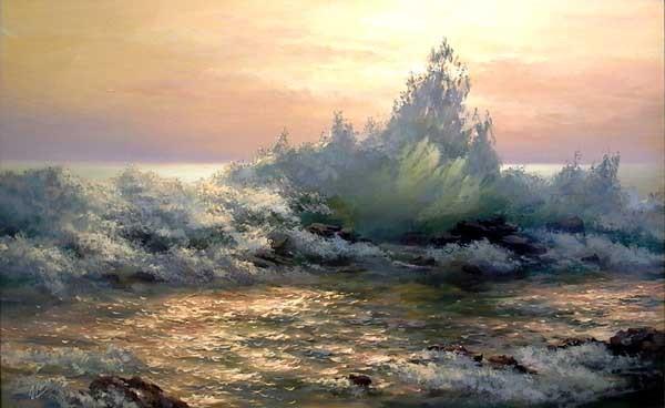 35 de picturi: Marea si corabiile - Poza 34