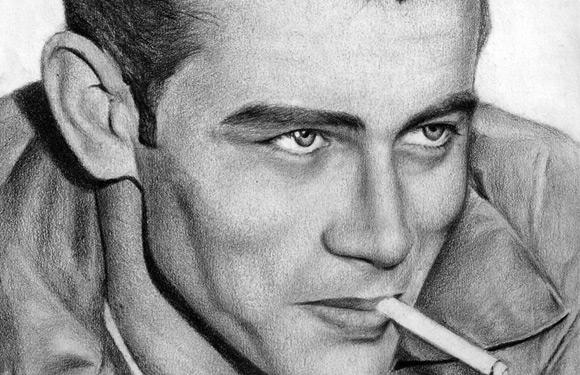 Celebritati: 40 de portrete excelente in creion - Poza 37