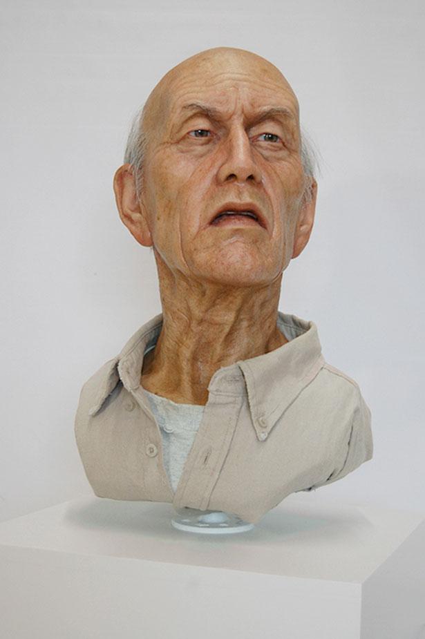 Sculpturi incredibile. Par oameni reali! - Poza 23