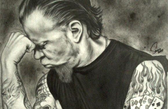 Celebritati: 40 de portrete excelente in creion - Poza 38