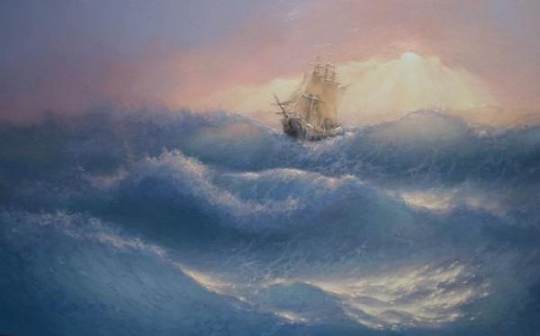 35 de picturi: Marea si corabiile - Poza 3