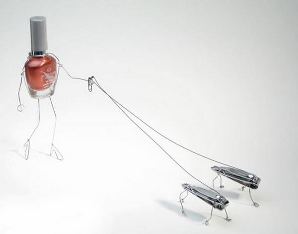 Terry Border - obiecte prin imaginatie - Poza 4